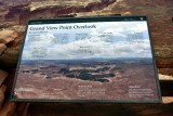 Grand View Point Overlook at Canyonlands National Park Moab Utah 291