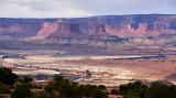 Buttes of the Cross, White Rim, Millard Canyon, Orange Cliffs, Colorado River, Canyonlands National Park, Moab, Utah 352