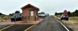 Traffic Jam at the park entrance Canyonlands National Park Moab Utah 373