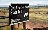 Dead Horse Point State Park Moab Utah 386