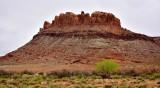 Mesa along Moab Canyon Moab Utah 487