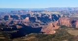 Dead Horse Point State Park and Canyonlands National Park Navajo Mountain Moab Utah 049