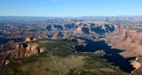 Dead Horse Point State Park and Canyonlands National Park Navajo Mountain Moab Utah 053
