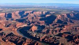 Goose Neck, Colorado River, Dead Horse Point State Park and Canyonlands National Park, Moab, Utah 084