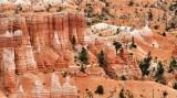 Fairyland Loop Trail at Bryce Canyon National Park Bryce Utah 090