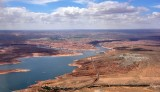 Glen Canyon Dam Lake Powell Page Arizona 189