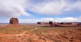 Merrick Butte Elephant Butte Spearhead Mesa and Rain God Mesa at Monument Valley 439