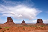 The Mittens and Merrick Butte 17 Miles Loop Monument Valley 458