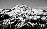 Glacier Peak in Cascade Mountains Washington 126