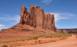 Camel Butte Monument Valley Navajo Tribal Park 581