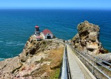 The Point Reyes Lighthouse Point Reyes National Seashore California 917