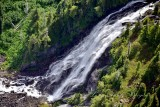 Big Heart Lake Waterfalls 567