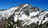 Sinister Peak part of Dome Peak 182