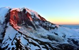 Mount Rainier National Park, Willis Wall, Carbon Glacier, Russell Glacier, Liberty Gap, Washington 150