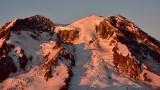 Mount Rainier National Park, Liberty Cap, St Andrews Rock, Point Success, South Mowich Glacier, Puyllup Glacier, Tahoma Glacier