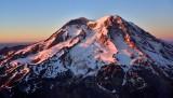 Mount Rainier National Park, Willis Wall, Liberty Cap, St Andrews Rock, Point Success, South Mowich Glacier, Puyllup Glacier,