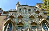 Casa Batllo Gaudi  Barcelona Spain 266