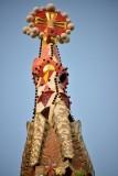 La Sagrada Famalia Barcelona 139