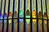 Organ pipes at La Sagrada Familia 216