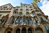 Casa Batllo Gaudi Barcelona Spain 267