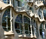 Casa Batllo Gaudi Barcelona Spain 275