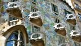 Casa Batllo Gaudi Barcelona Spain 279