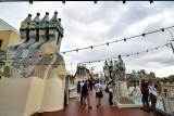 Roof on Casa Batllo Barcelona 158