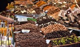 Sweet Shop in La Boqueria Barcelona 434