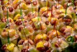 Fruit Cups at La Boqueria in Barcelona 441