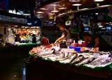 Fish Section in La Boqueria Barcelona 465