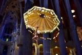 La Sagrada Familia Altar  Barcelona Spain 236