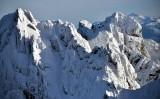 Gunn Peak and Merchant Peak Index Washington 1108