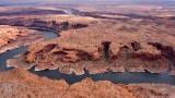 Glen Canyon Lake Powell Wilson Mesa The Rincon Navajo Indian Nation Utah 265