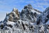 Del Campo Peak in Cascade Mountains Washington 322