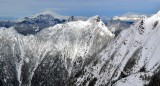 Big Four Mountain Mt Baker and Mt Shuksan Cascade Mountains Washington 369