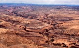 Moqui Canyon Red Rock Plateau Glen Canyon Recreation Area Utah 387a
