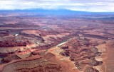 Goose Neck Musselman Arch Colorado River White Rim Canyonlands National Park Utah 523