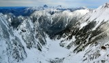 Little Chief Peak, Copper Lake, Big Four Mountain, Three Fingers, Whitehorse Mt, Mt Baker 367