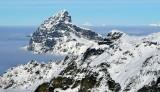 Sloan Peak and Wilman Peak  Cascade Mountains Washington 237