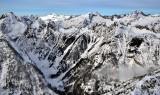Arts Knoll, Hurry Up Peak, Trapper Mtn, Glory Mtn, Buckner Mtn, Sahale Mtn, Eldorado Peak Washington 449