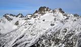 Goode Mountain and Storm King and Goode Ridge North Cascade Mountains Washington 474