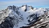 Buckner Mountain and Glacier, Park Creek Ridge, North Cascade Mountains Washington 488