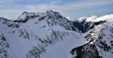Cascade Pass, The Triplets, Cascade Peak, Johannesburg Mountain, Boston Peak, Forbidden Peak, North Cascade Mountains 547