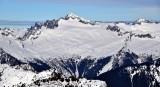 Eldorado Peak and Inspiration Glacier North Cascade National Park Washingotn State 280