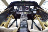 N420KM Cockpit AVN ON 040