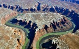 Bowknot Bend and Green River Utah 506