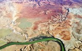 White Wash Sand Dunes Recreation Area and Green River Utah 466