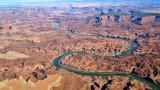Canyonlands National Park White Rim Colorado River Hatch Point Utah 615