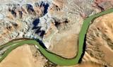 Green River by Canyonland National Park Green River Utah 448