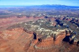 Harts Point and Draw Hatch Point La Sal Mountains Utah 667